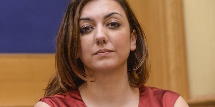 Augusta Montaruli, deputato di Fratelli d'Italia.