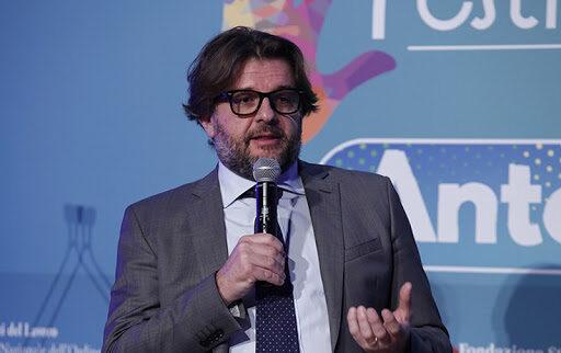 Marco Osnato, deputato di Fratelli d'Italia e capogruppo Fdi in Commissione finanze
