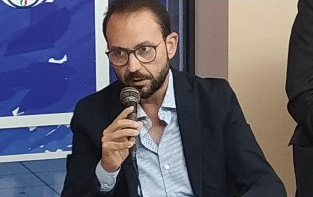 Calogero Pisano, Commissario di Fratelli d'Italia per Agrigento