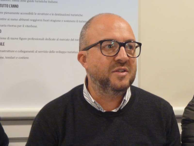 Mauro Rotelli, deputato di Fratelli d'Italia e responsabile FDI del dipartimento Comunicazione.
