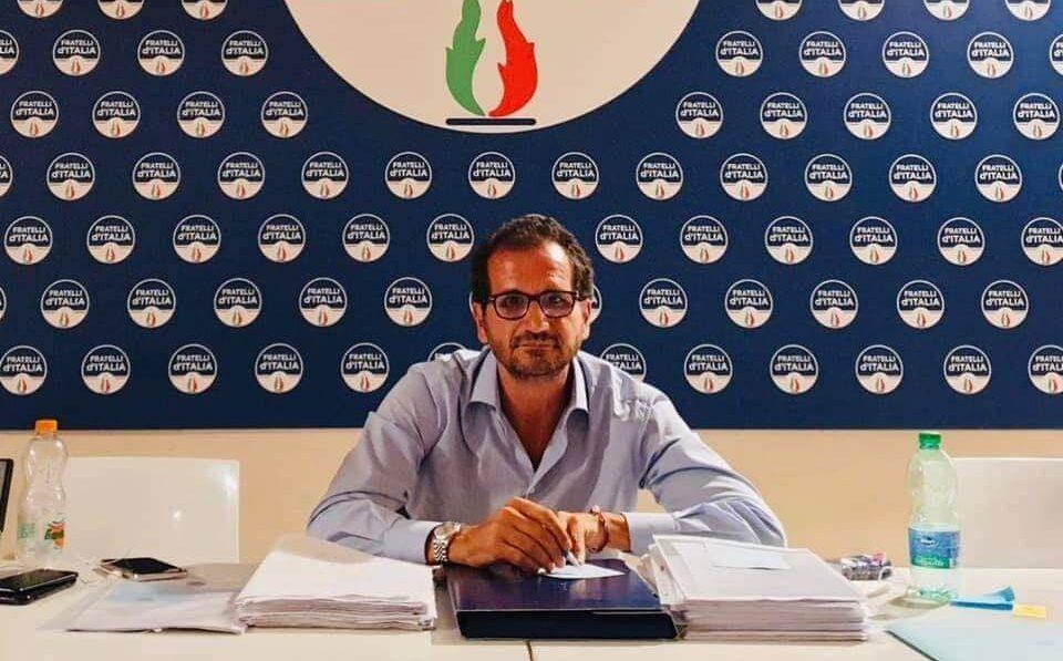 Marcello Gemmato, deputato di Fratelli d'Italia