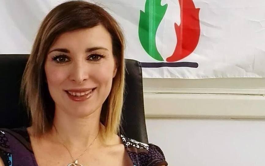 Rachele Mussolini, consigliere comunale della lista civica 'Con Giorgia Meloni' e Vice Presidente della Commissione Controllo, Garanzia e Trasparenza di Roma Capitale