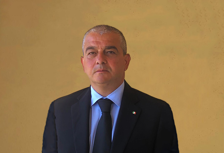 senatore di Fratelli d'Italia, Giovanbattista Fazzolari, responsabile nazionale del programma di FdI.