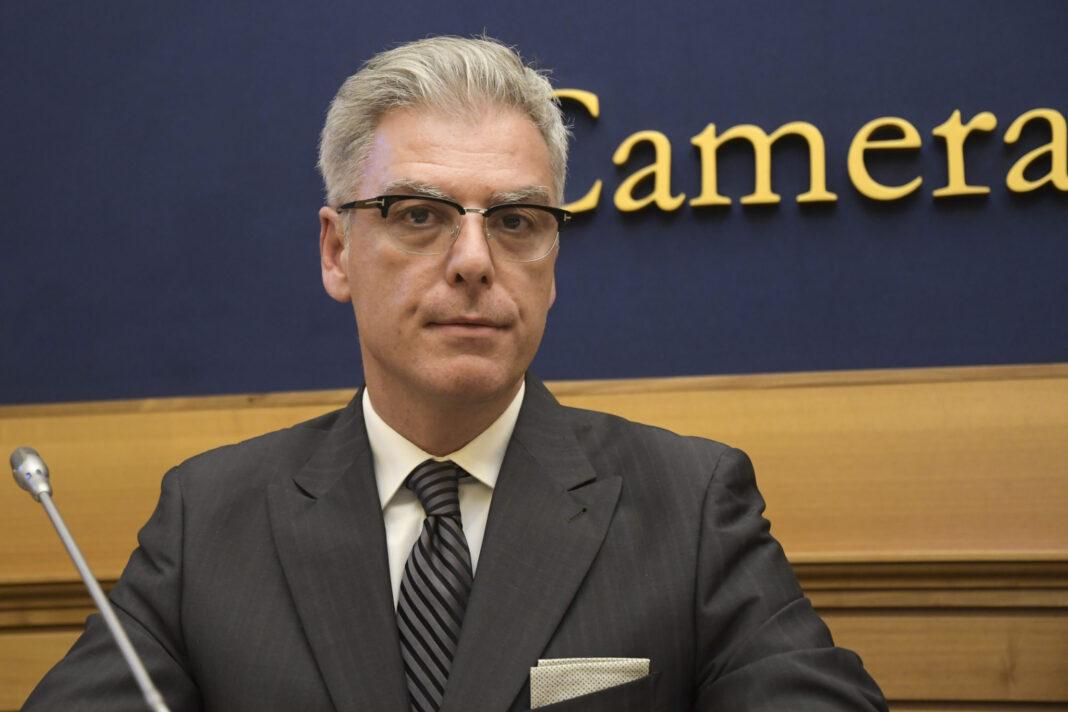 Federico Mollicone, deputato di Fratelli d'Italia