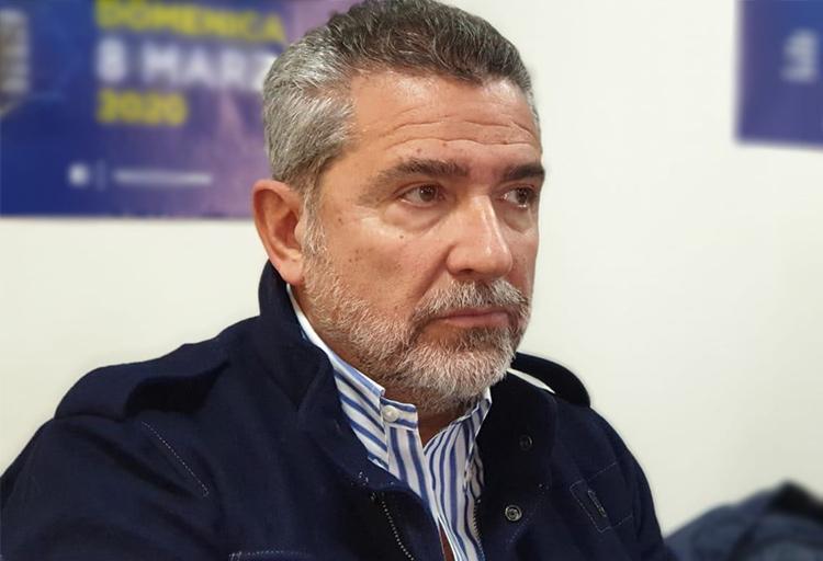 Franco Zaffini, senatore di Fratelli d'Italia