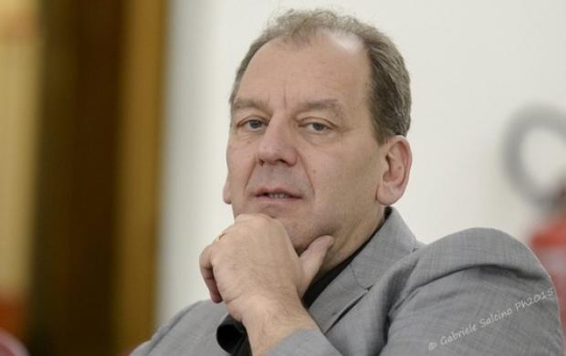 Patrizio La Pietra, senatore di Fratelli d'Italia.