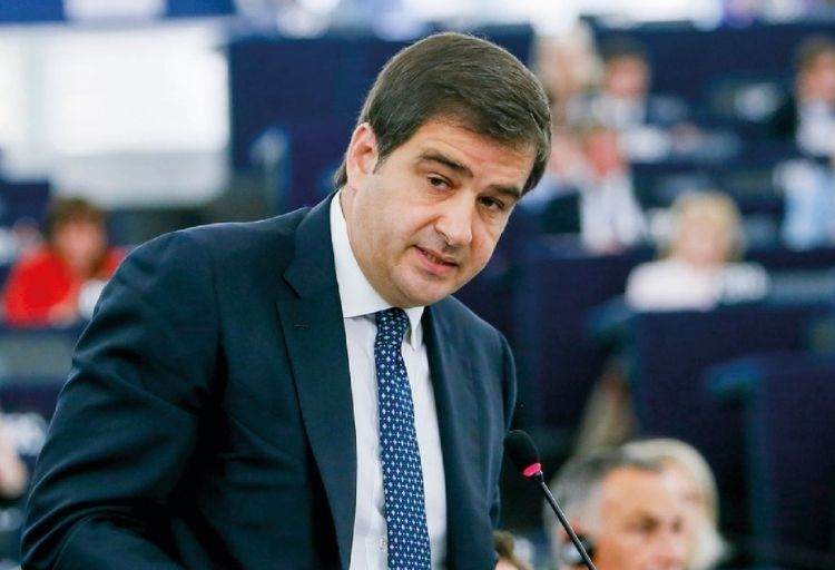 Raffaele Fitto, co-presidente del gruppo europeo Ecr-Fratelli d'Italia.
