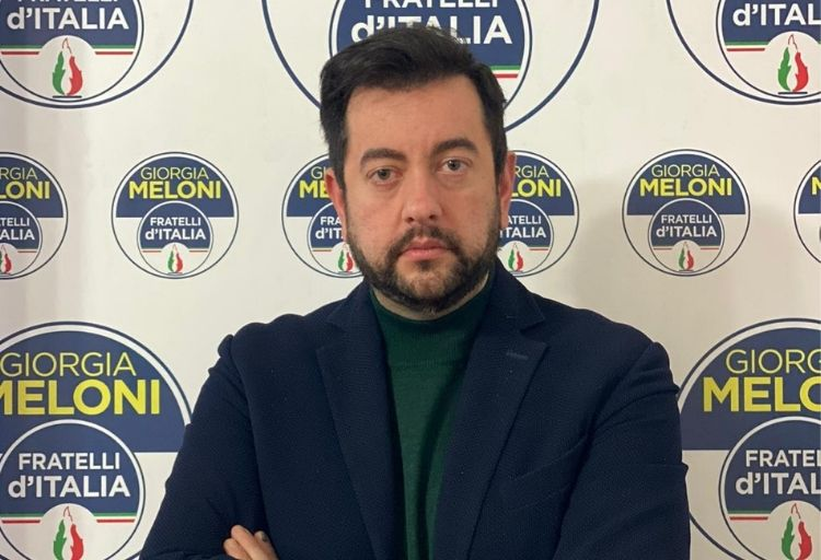 Francesco Torselli, capogruppo di Fratelli d'Italia in Consiglio regionale