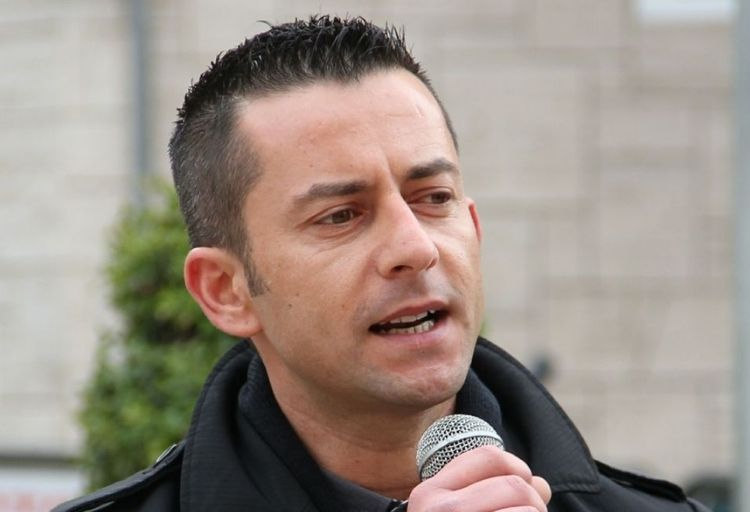 Davide Galantino, deputato di Fratelli d'Italia.