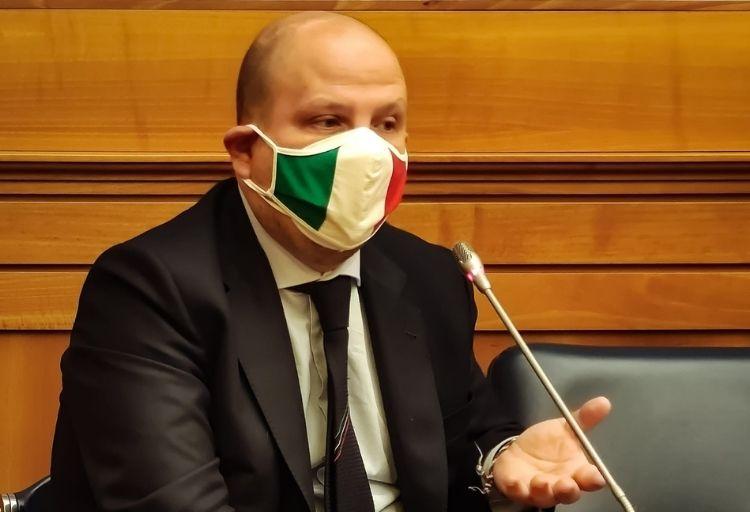 Deputato di Fratelli d'Italia, Salvatore Deidda