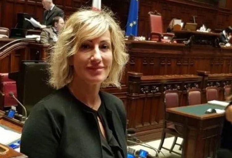 Monica Ciaburro, deputato di Fratelli d'Italia