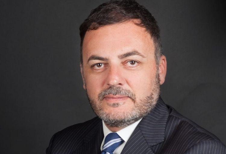 Massimiliano De Toma, deputato di Fratelli d'Italia.