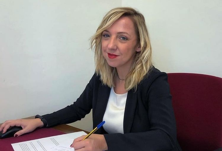 Lucrezia Mantovani, deputato di Fratelli d'Italia