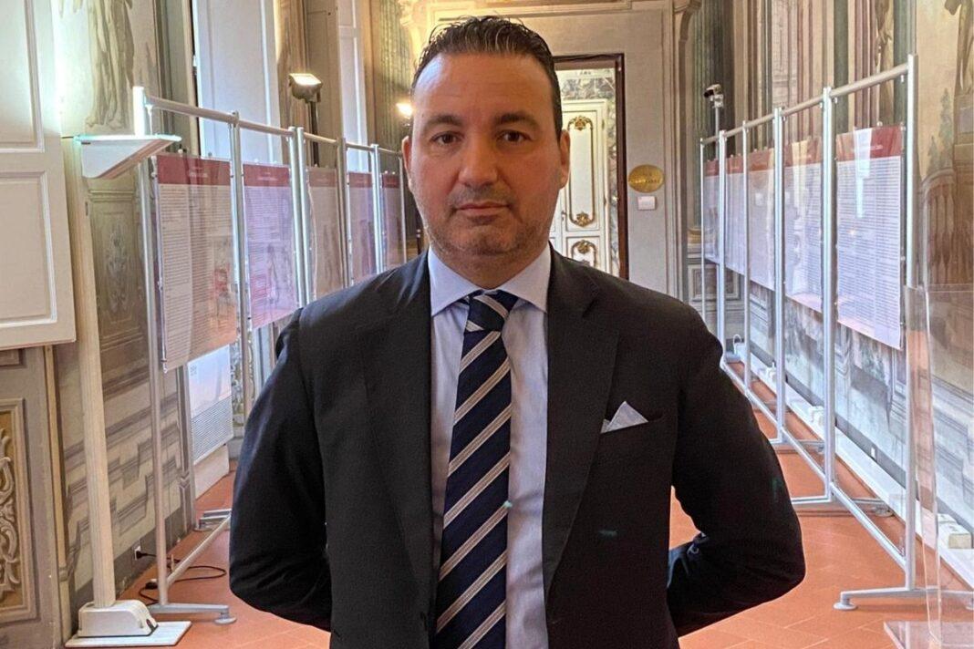 Alessandro Capecchi, consigliere regionale Fratelli d'Italia