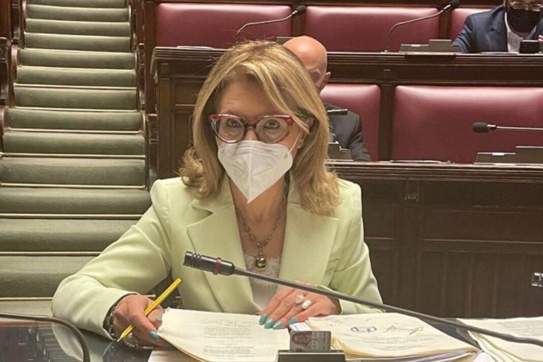 Carmela Ella Bucalo, deputata di Fratelli d'Italia.