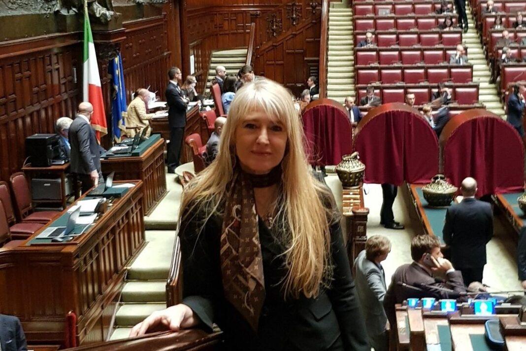 Maria Cristina Caretta, deputata di Fratelli d'Italia