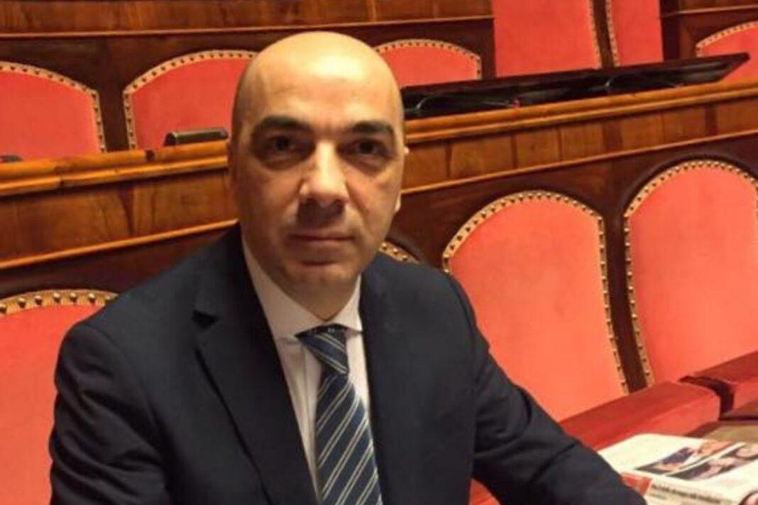 Gaetano Nastri, senatore di Fratelli d'Italia.