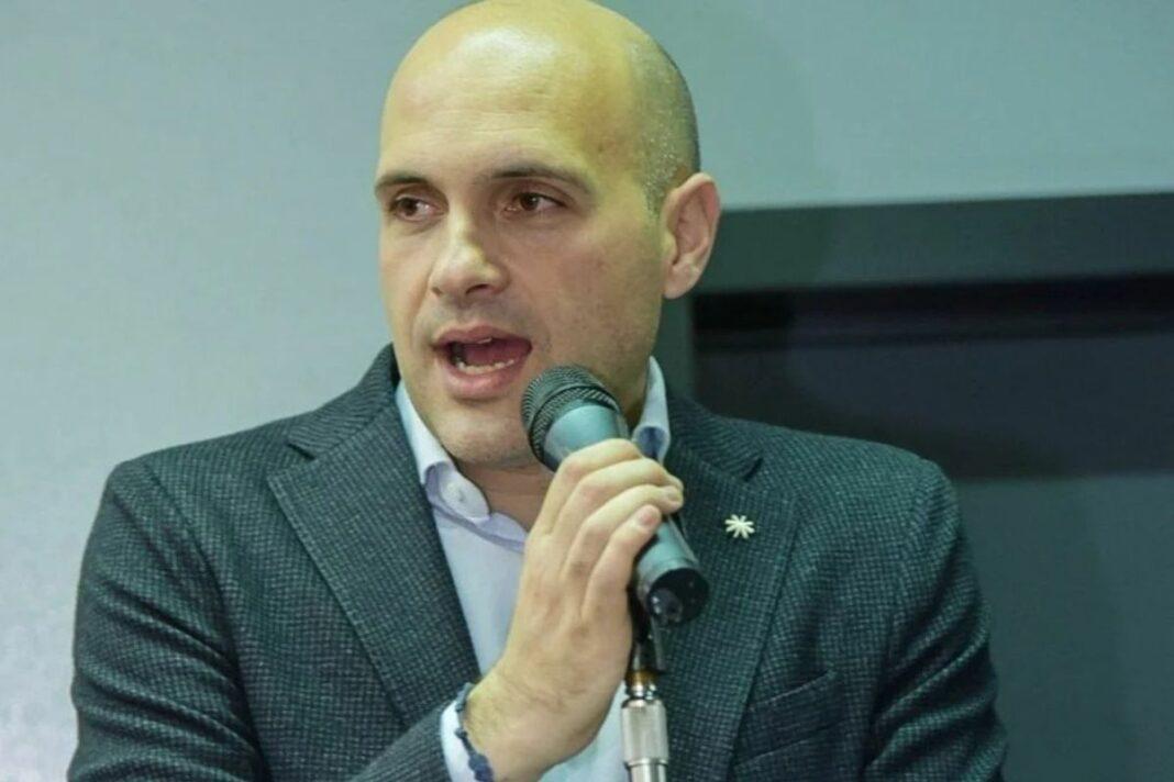 Emanuele Prisco, deputato di Fratelli d'Italia