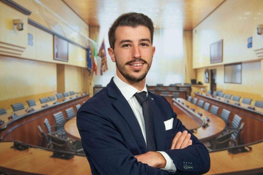 Tommaso Razzolini, consigliere regionale Fratelli d'Italia.