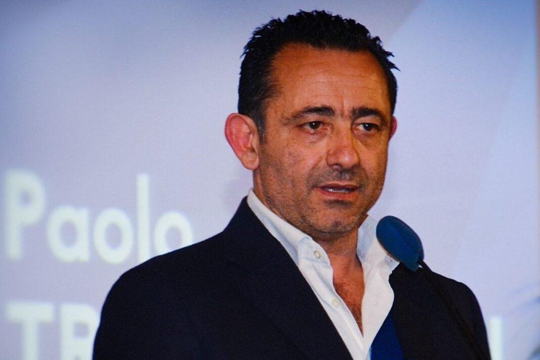 Paolo Trancassini, deputato di Fratelli d'Italia