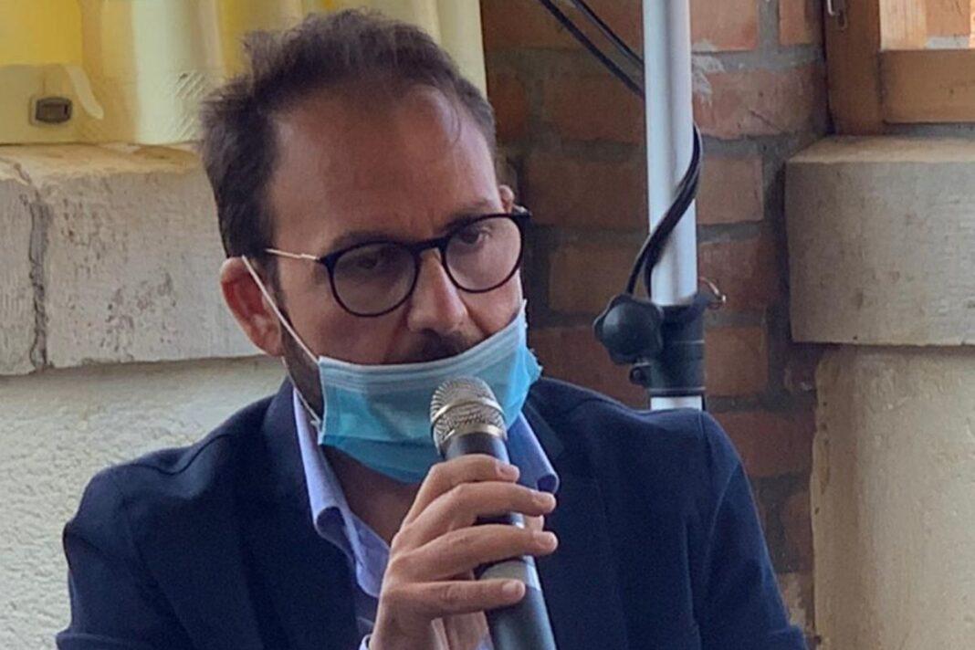 Calogero Pisano, Commissario di Fratelli d'Italia per Agrigento.