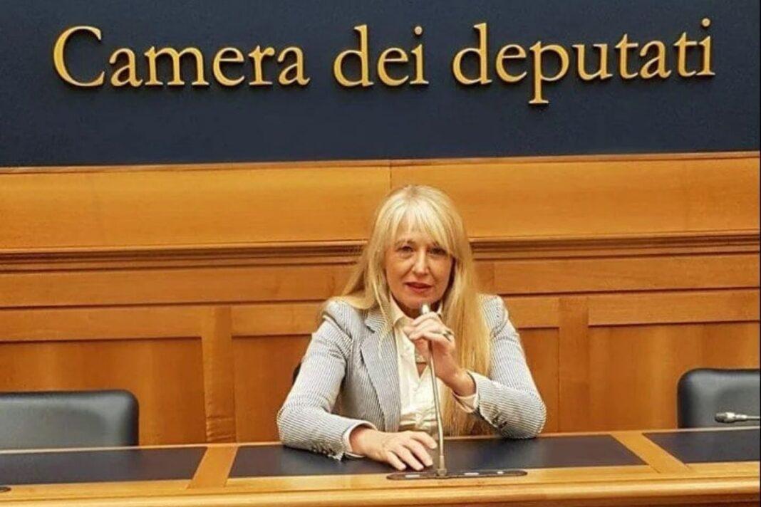 Maria Cristina Caretta, deputato di Fratelli d'Italia.