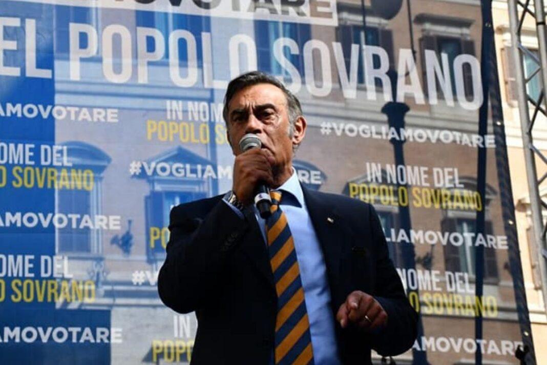 Marco Silvestroni, deputato di Fratelli d'Italia