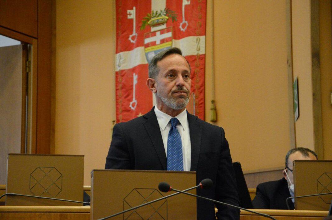 Giancarlo Righini, consigliere regionale del Lazio di Fratelli d'Italia.
