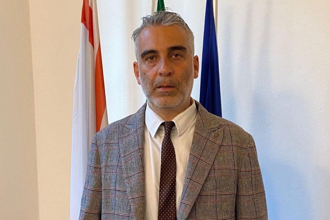 Diego Petrucci, Consigliere regionale Fratelli d'Italia.