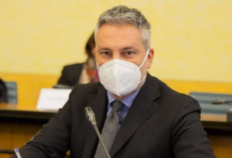 Raffaele Speranzon, capogruppo di Fratelli d'Italia in consiglio regionale.