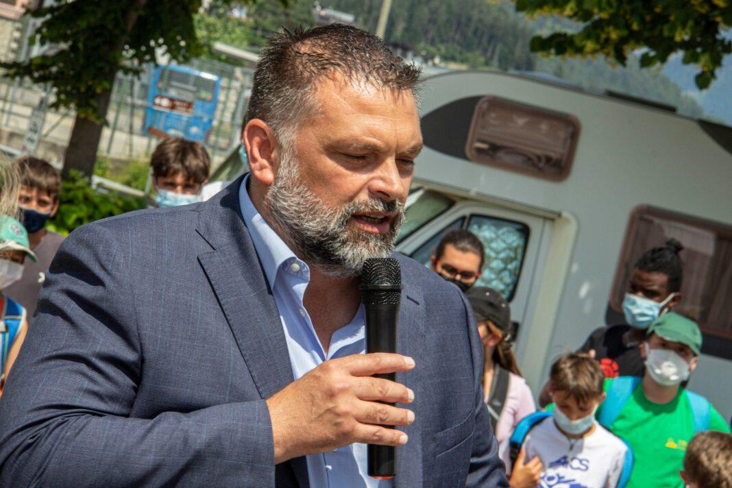 Luca De Carlo, senatore e responsabile nazionale del Dipartimento Agricoltura di Fratelli d'Italia.