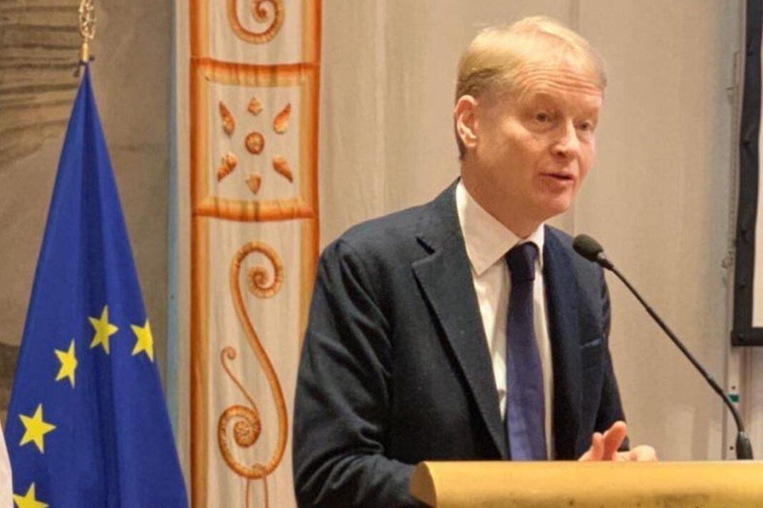 Lucio Malan, senatore di Fratelli d'Italia.