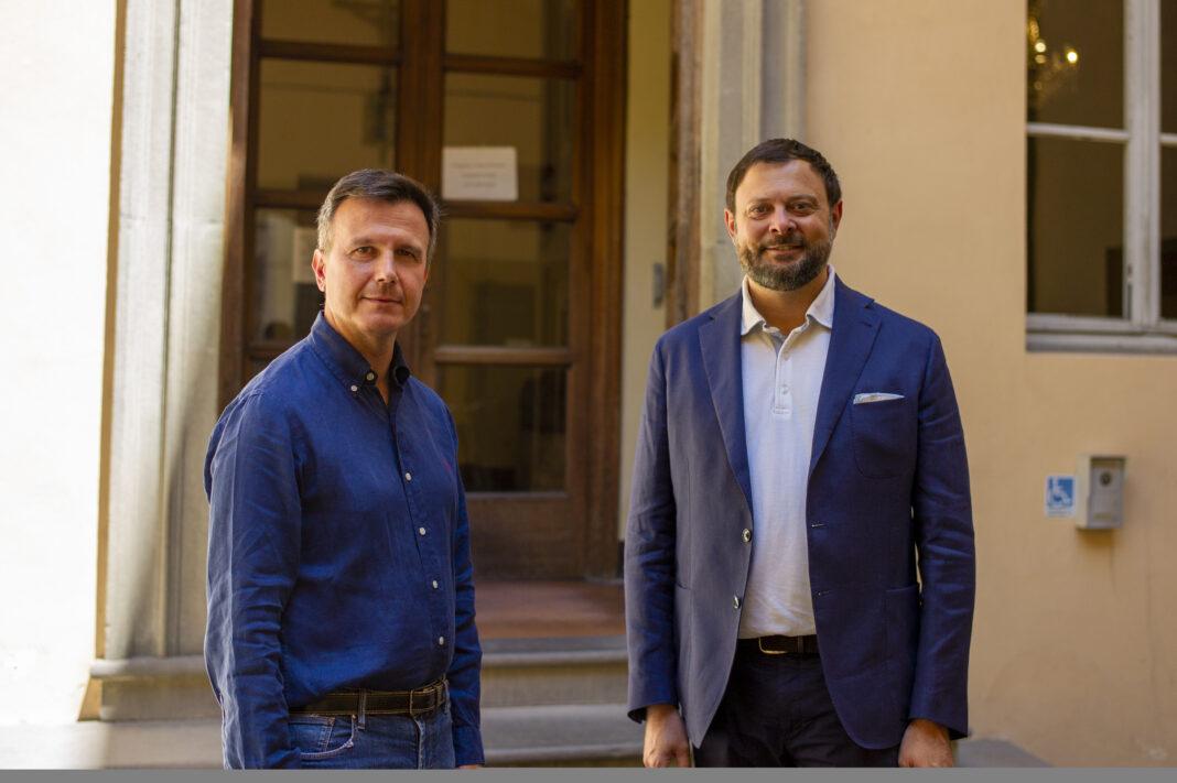 Vittorio Fantozzi, vice-capogruppo Fratelli d'Italia in Consiglio regionale, eMarco Martinelli, capogruppo Fratelli d'Italia in Consiglio comunale a Lucca.
