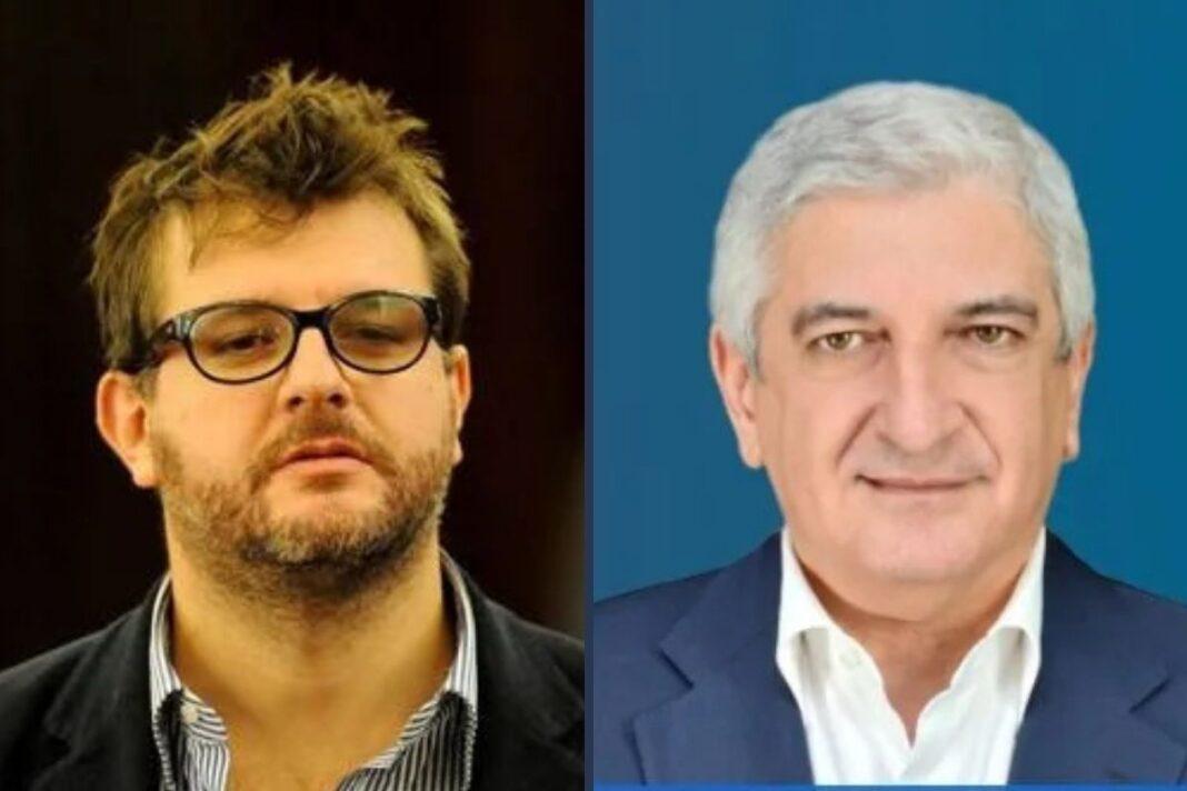 Marco Osnato e Tommaso Foti, deputati di Fratelli d'Italia.