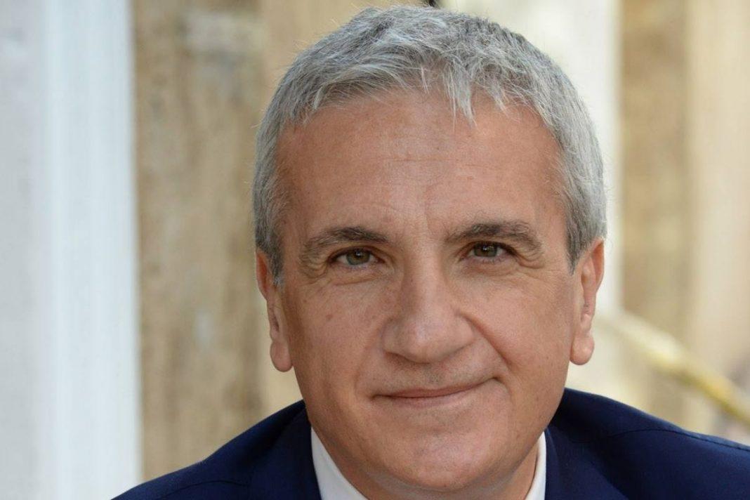 Luciano Ciocchetti, esponente di Fratelli d'Italia.