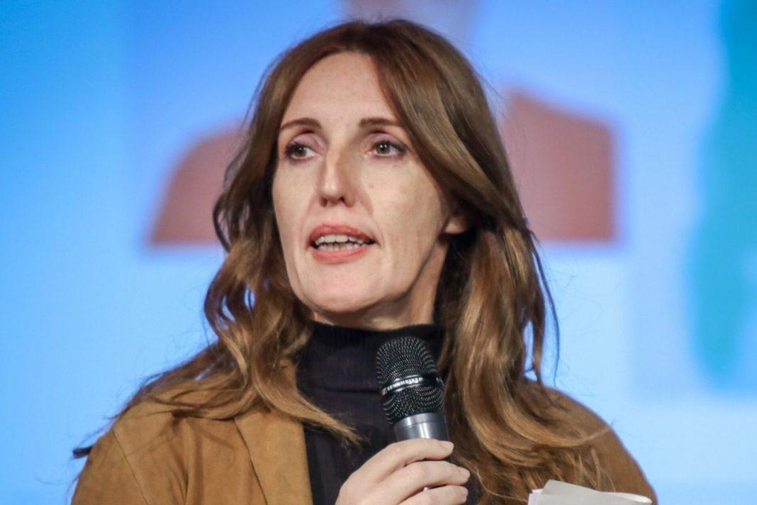 Elena Donazzan, assessore regionale alla Formazione di Fratelli d'Italia.