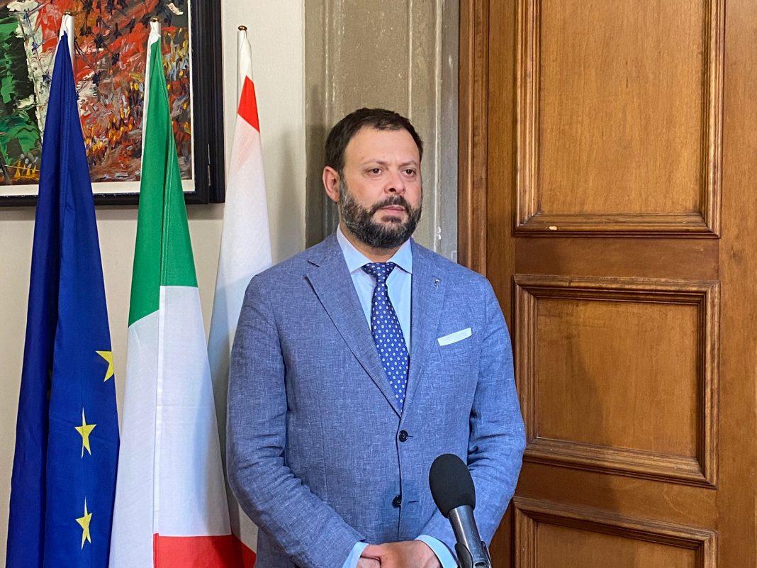 Vittorio Fantozzi, vice-capogruppo di Fratelli d'Italia in Consiglio regionale